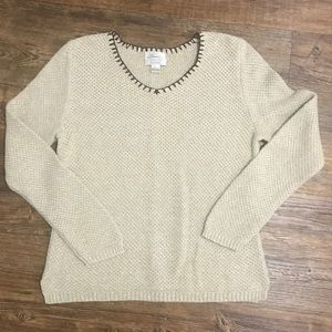 Christopher&Banks Knit Sweater